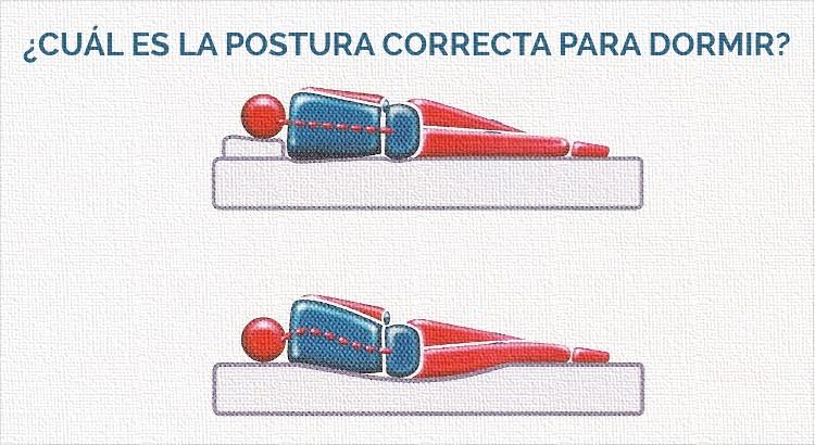 Posturas para dormir adopta la postura correcta para dormir - Lo mejor para dormir ...
