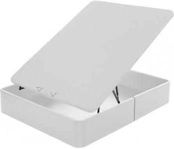 Canapé Abatible Tapizado en Polipiel con Tapa en 3D