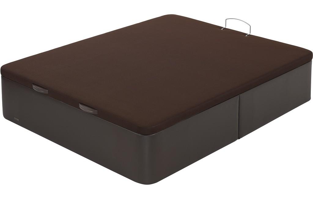 Canap abatible tapizado en polipiel con tapa en 3d de flex - Canape abatible conforama ...